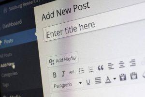 affiliate website maken met wordpress