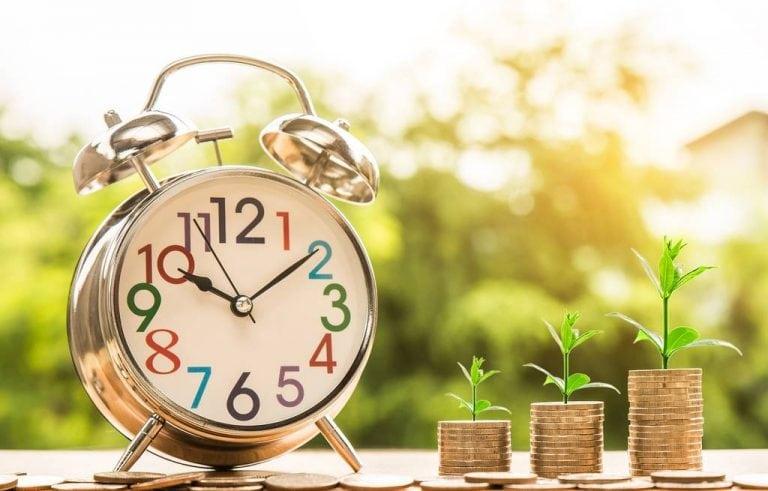 tijd is de enige investering bij affiliate marketing