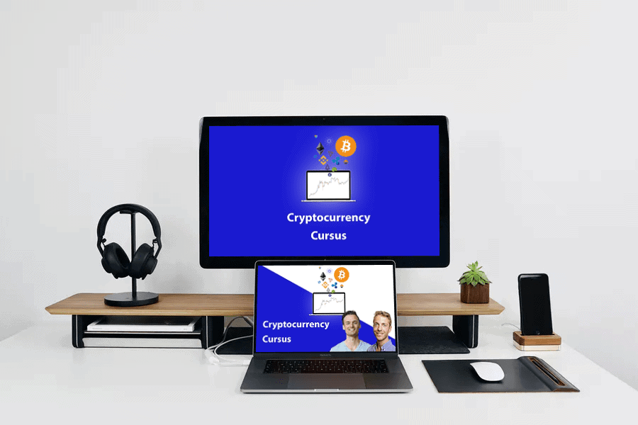 crypto masterclass cryptocurrency cursus cover