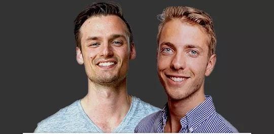 Alles over Crypto founders Derek Westra en Patrick Suiker