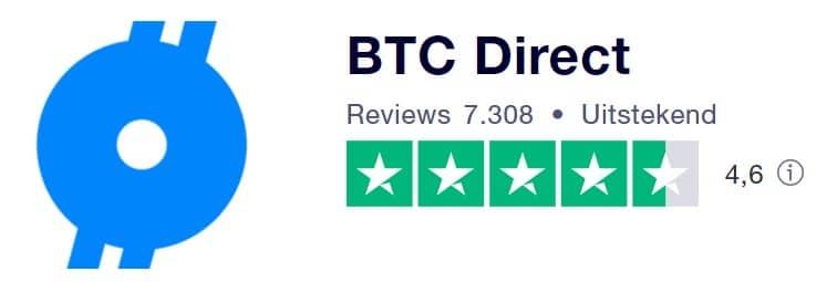 BTCDirect ervaringen resultaat