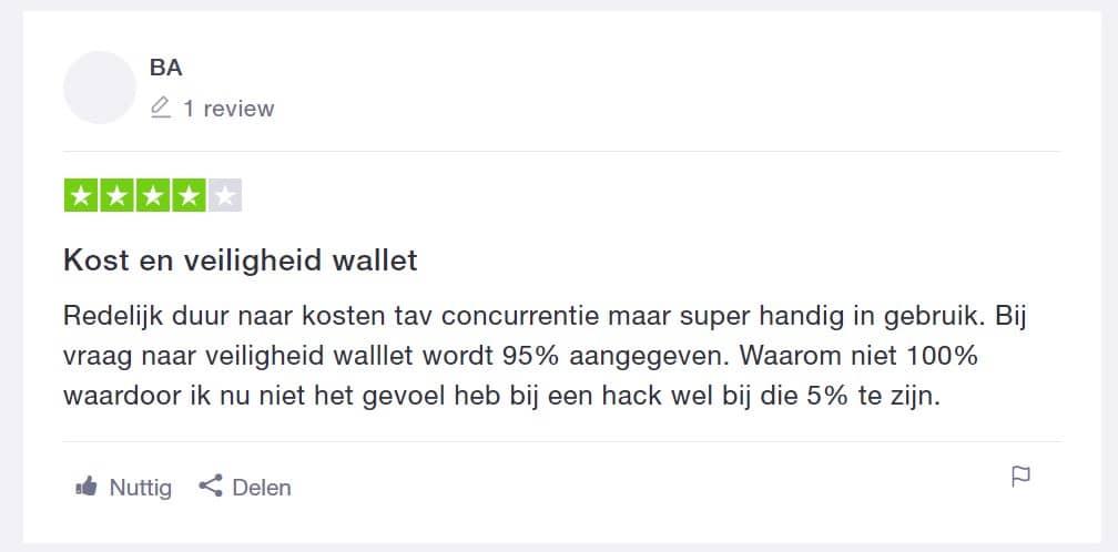 Bitcoin meester review veiligheid en prijs van trustpilot
