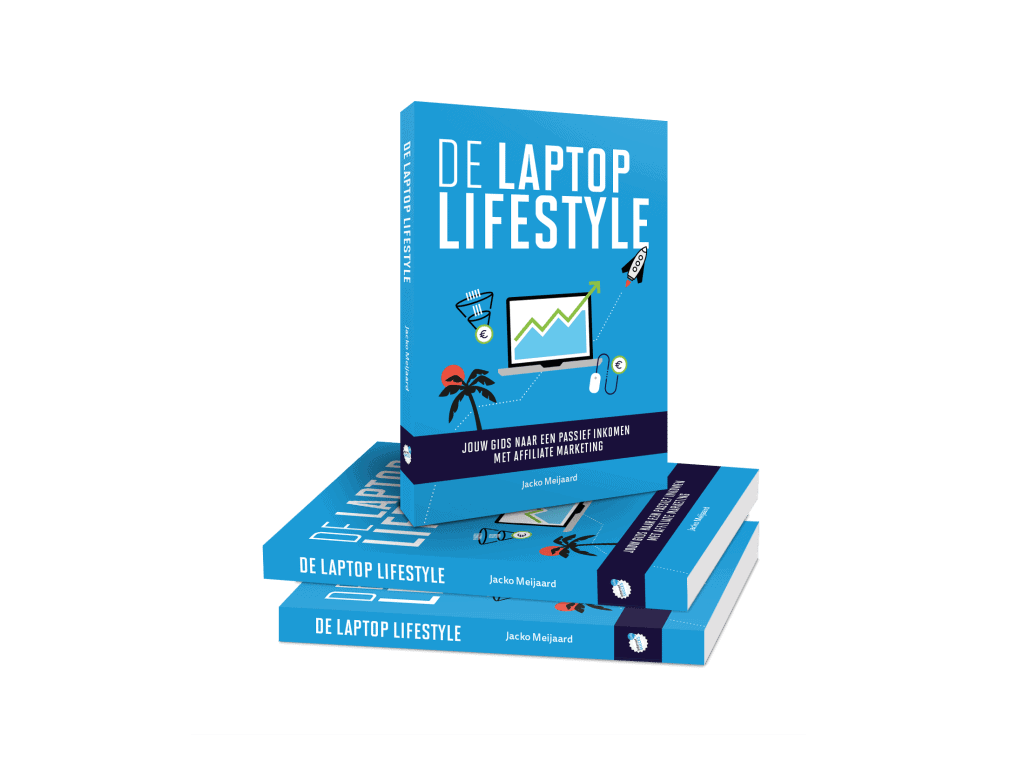 De laptop lifestyle - boek