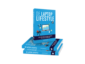 laptop lifestyle - Jacko Meijaard: affiliate marketing boek