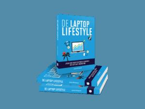 laptop lifestyle - Jacko Meijaard: affiliate marketing boek
