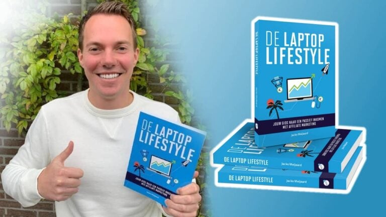 review Laptop Lifestyle boek cover