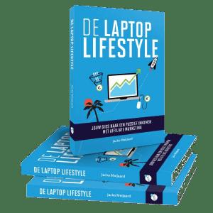 boek Laptop Lifestyle - Jacko Meijaard