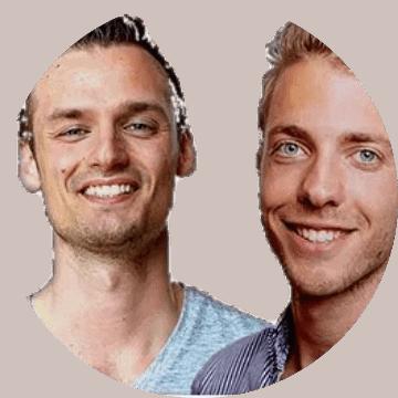 AllesoverCrypto Derek Westra en Patrick Suiker