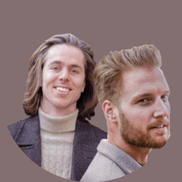 Cryptocommunty Abe Dijkstra en Max Kruisbrink