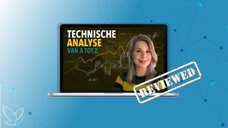 cursus technische analyse handelen in crypto's met Madelon Vosreview
