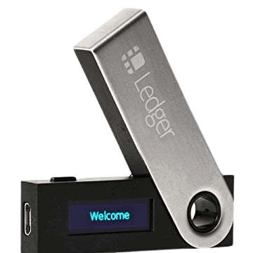 hardware wallet ledger nano s