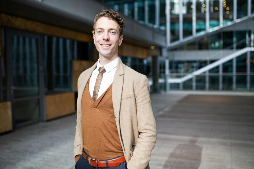 Crypto Masterclass review: Wie is Patrick Suiker bron- VU Magazine