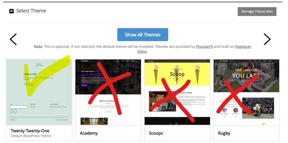 Affiliate marketing website maken: WordPress Installeren thema kiezen