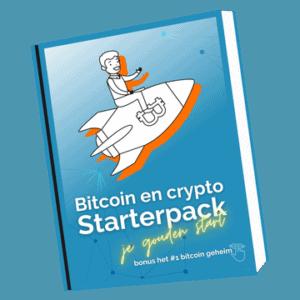 Bitcoin en crypto starterpack