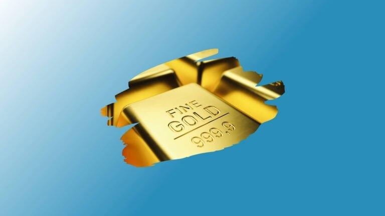 Fysiek goud kopen online - cover