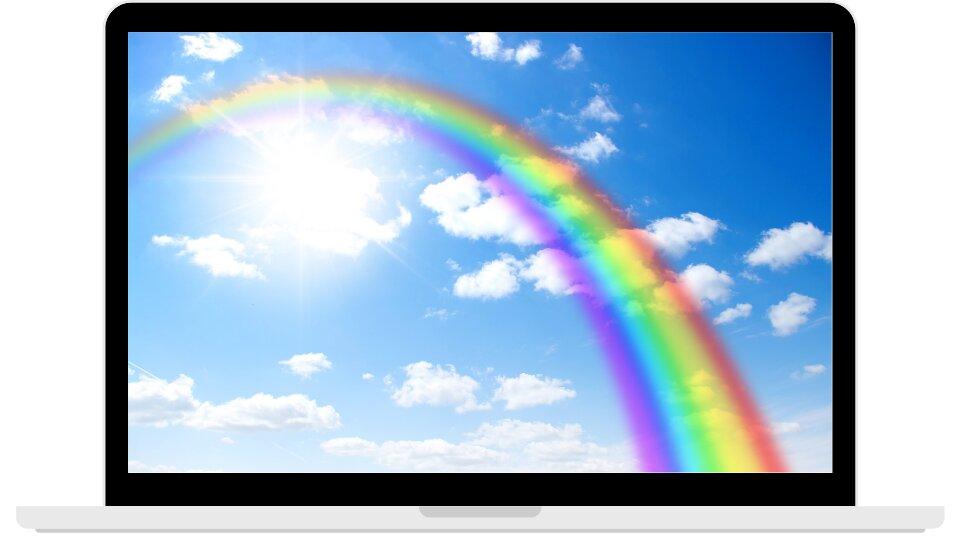website ontwerp kleurenpallet