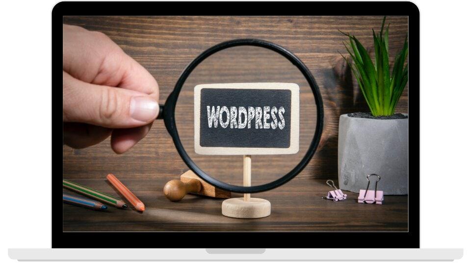 website maken in wordpress