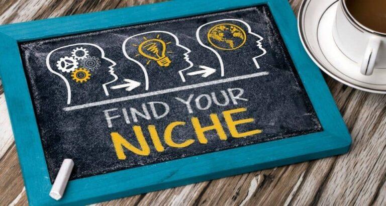 affiliate marketing niche website - cover
